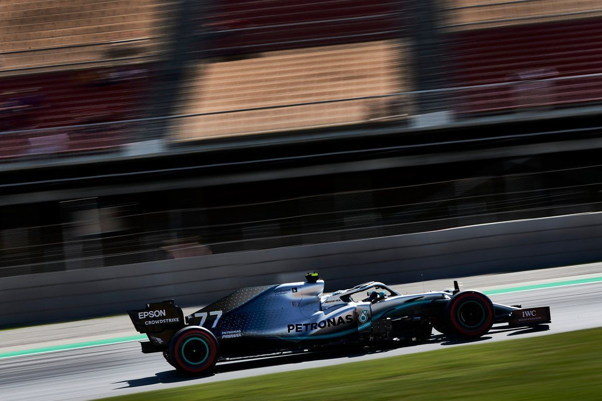 Mercedes, F1, Spanish GP