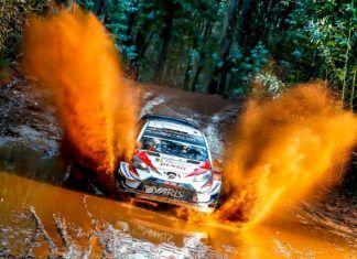 Ott Tanak, Rally Chile WRC