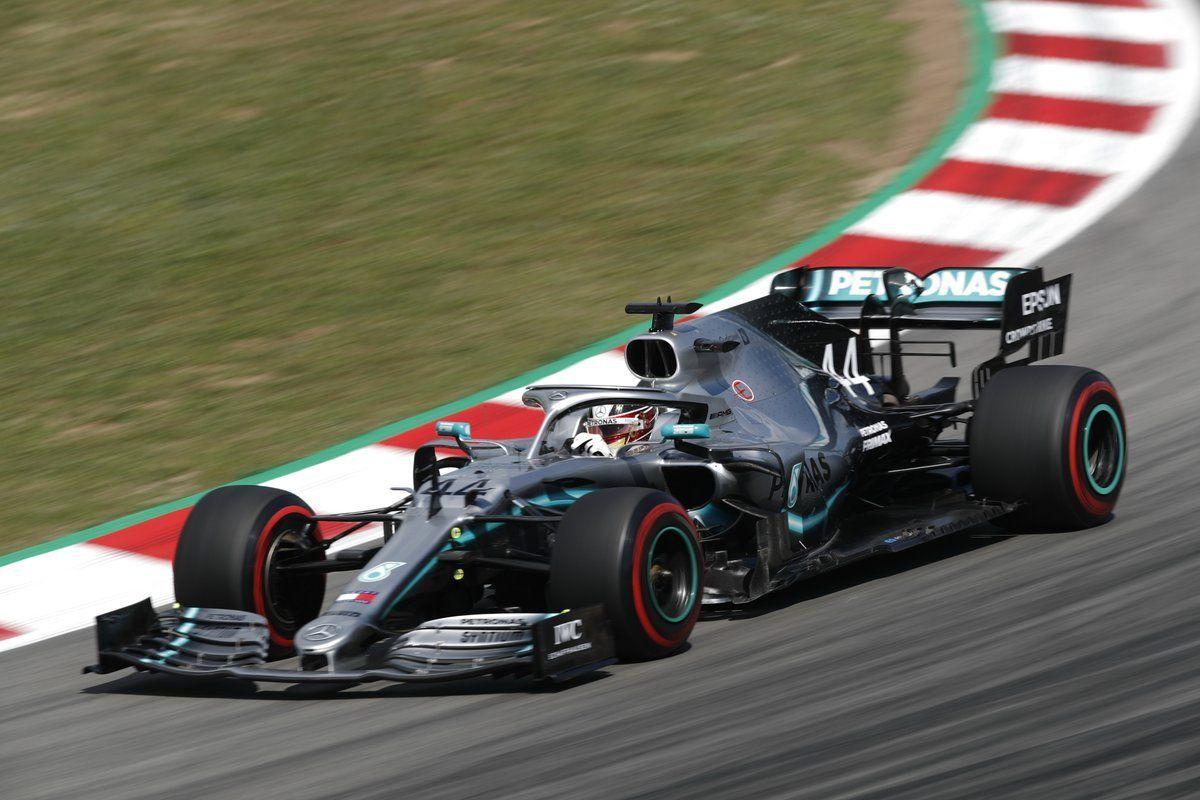 Lewis Hamilton, Mercedes, F1 Spanish GP