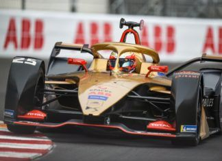 Jean-Eric Vergne, DS Techeetah, Monaco EPrix