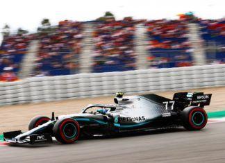 Valtteri Bottas, Spanish GP