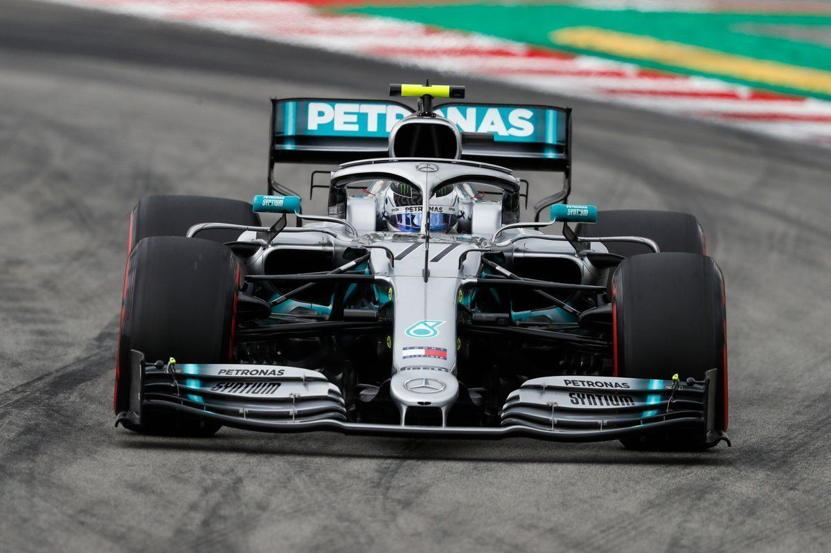 Valtteri Bottas, Sebastian Vettel talks F1 Spanish GP