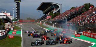 F1 Spanish GP