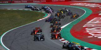 Lewis Hamilton leads Mercedes Valtteri Bottas