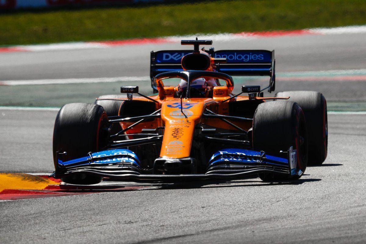 Carlos Sainz, Spanish GP