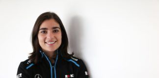 Jamie Chadwick, Williams, F1