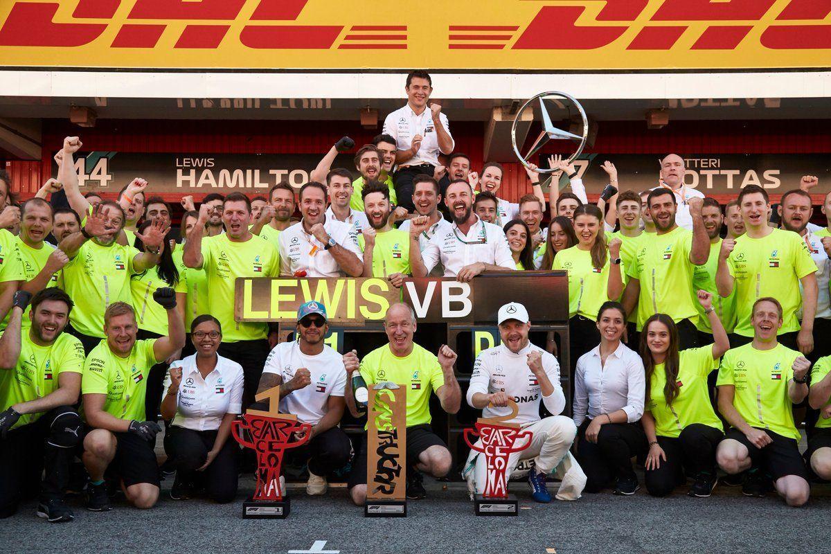Lewis Hamilton and Valtteri Bottas fight not same Nico Rosberg