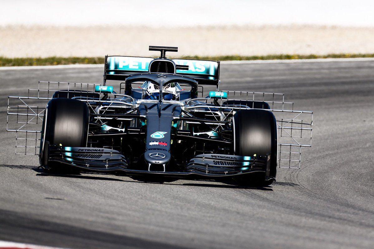 Valtteri Bottas, F1, Mercedes, Barcelona