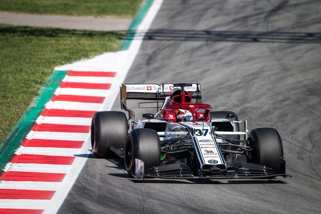 Callum Ilott, F1, Alfa Romeo Racing