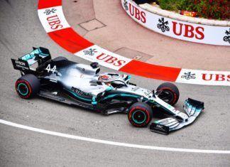 Lewis Hamilton, F1, Monaco GP