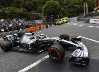 Lewis Hamilton, Monaco GP, F1
