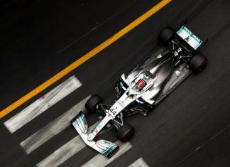 Mercedes, F1, Monaco GP