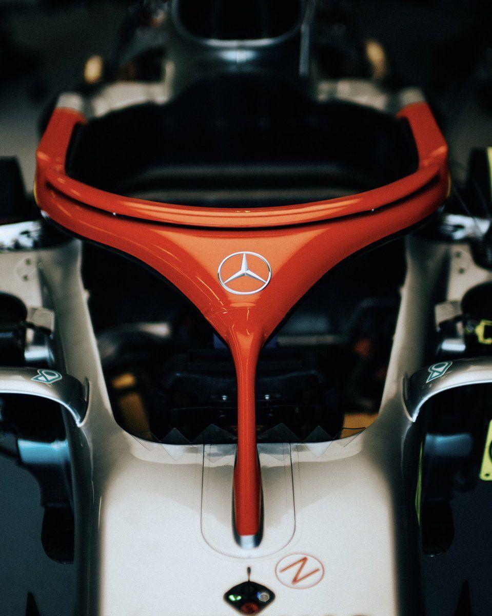 Nikia Lauda, Mercedes, F1 tribute
