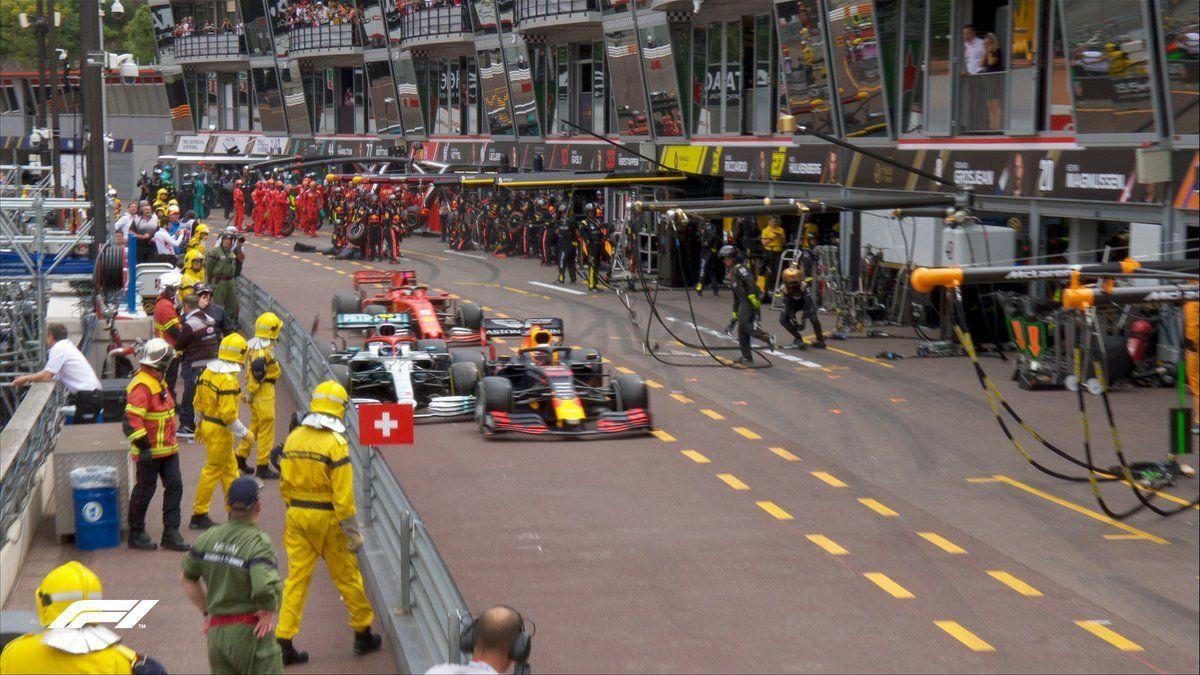 Valtteri Bottas, Toto Wolff fine with Max Verstappen F1 Monaco GP penalty