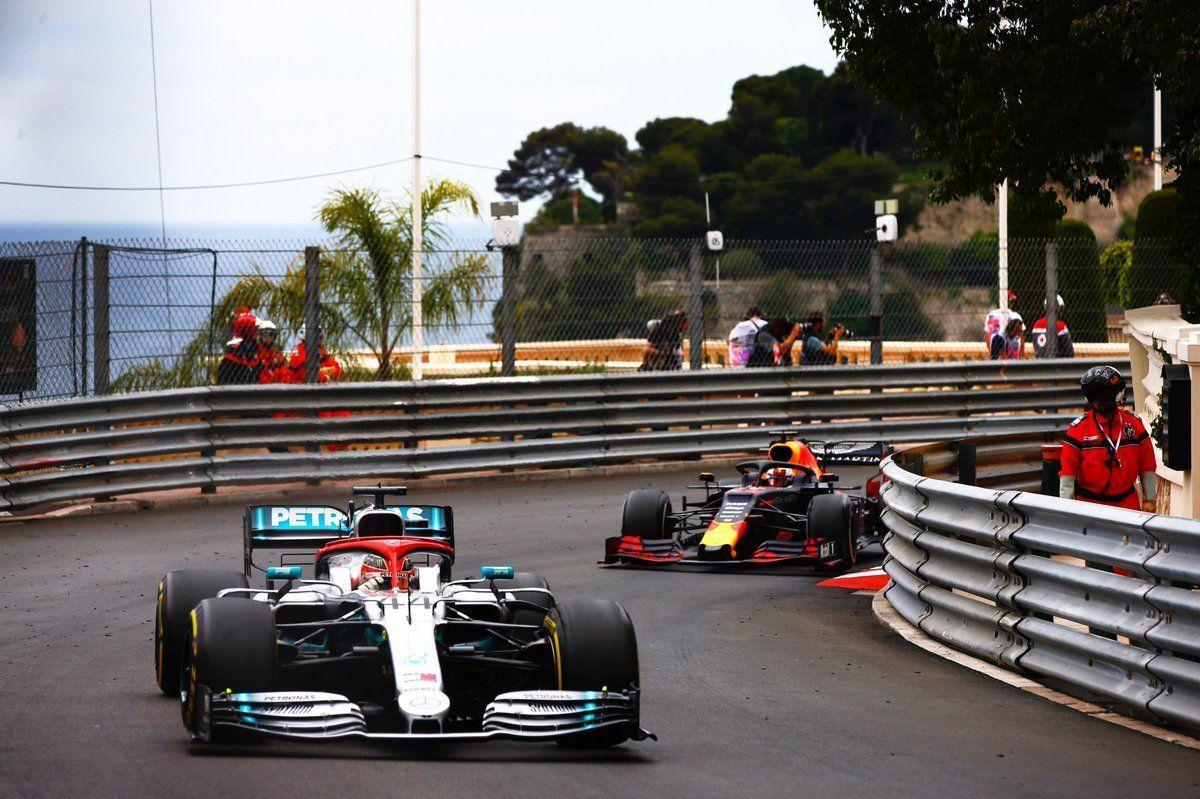 Leiws Hamilton, F1 Monaco GP
