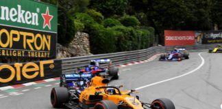 Carlos Sainz, F1, Monaco GP