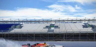 Max Verstappen, F1 Pirelli test