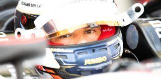 Nyck de Vries, McLaren, F1