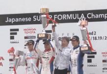 Yuhi Sekguchi wins Autopolis Super Formula