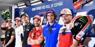 Valentino Rossi and other MotoGP riders talk of F1 legend Ayrton Senna