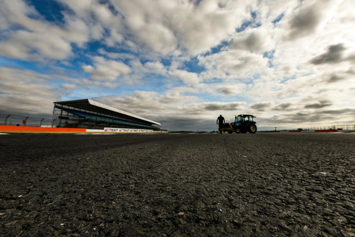 Silverstone, MotoGP, F1