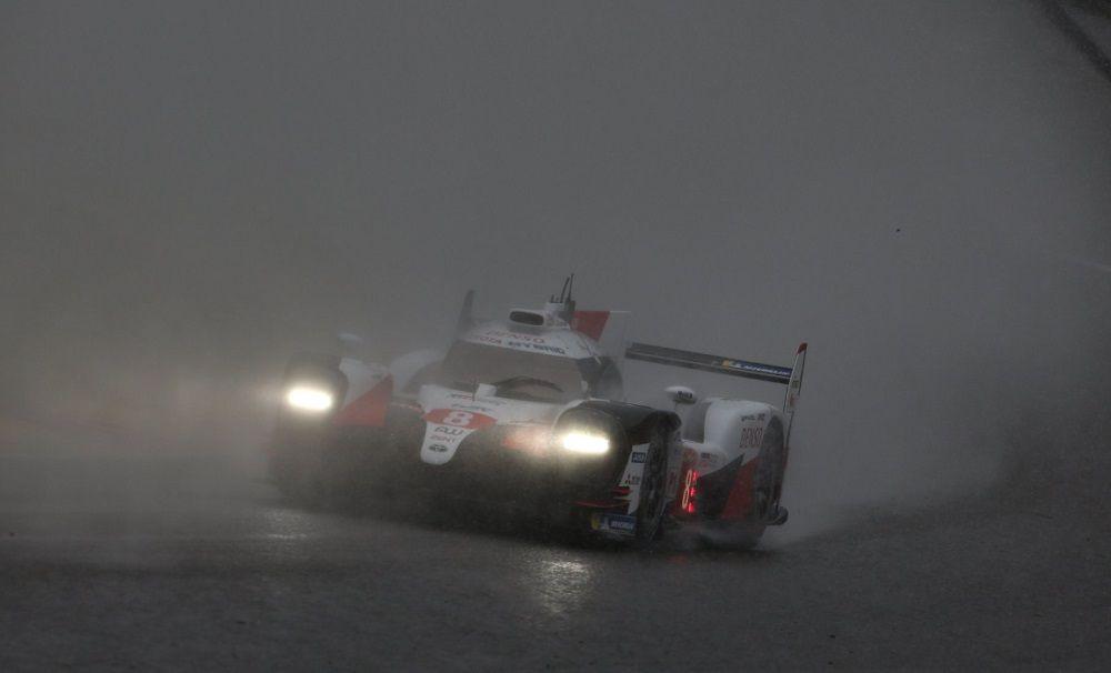 WEC: El #8 de Alonso vence unas cambiantes 6H de Spa