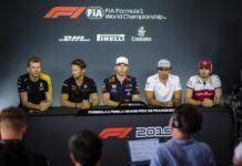 F1 drivers speak for Sebastian Vettel and FIA stewards