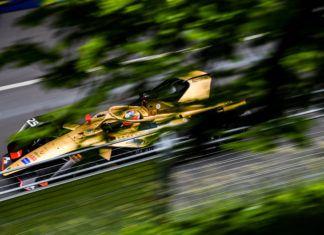 Jean-Eric Vergne, Formula E, Swiss EPrix