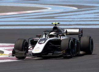 Nyck de Vries, F2, Paul Ricard