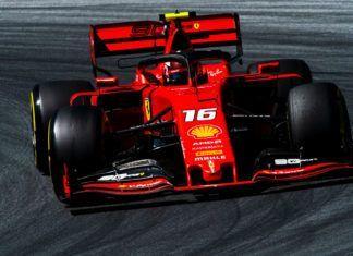 Charles Leclerc, Austrian GP, F1