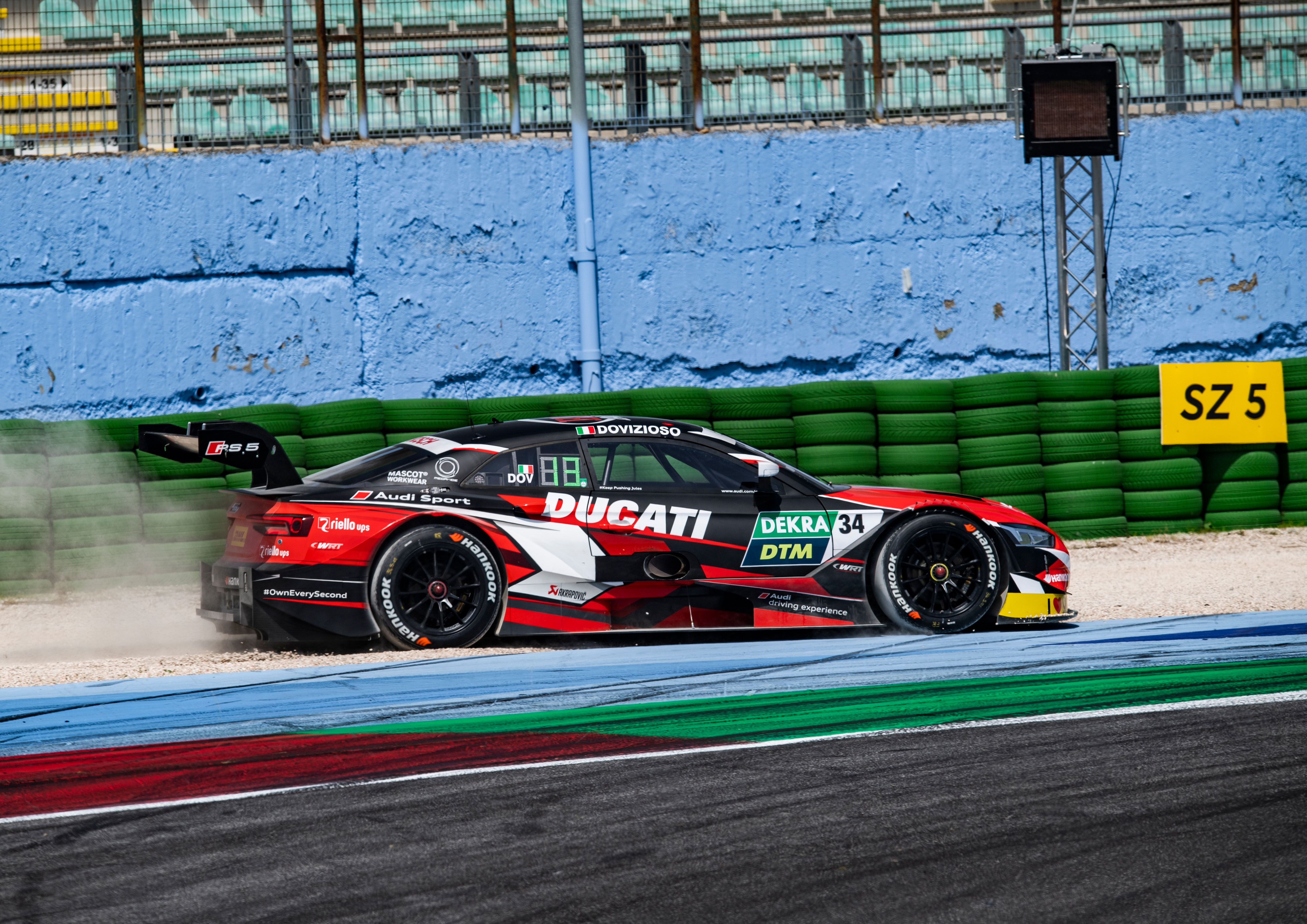 Andrea Dovizioso, MotoGP, DTM