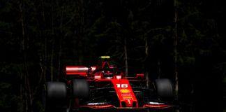 Charles Leclerc, F1, Austrian GP