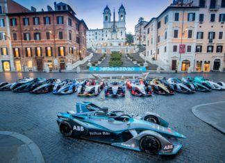 Formula E, FIA
