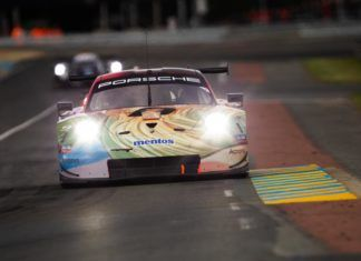 Team Project 1 Porsche wins WEC Le Mans 24 Hours in LMGTE AM after Keating Motorsports DQ