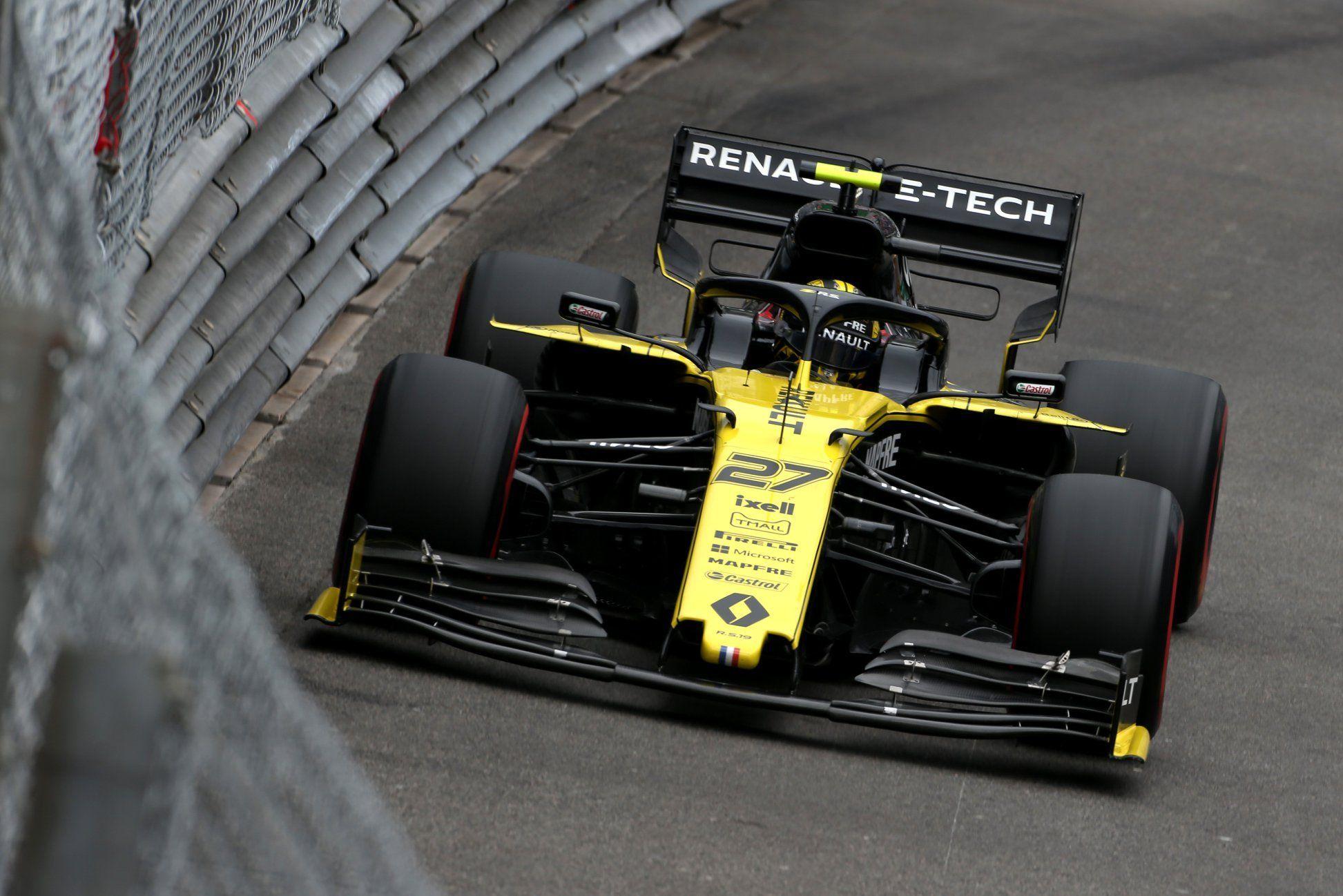 Nico Hulkenberg, Renault, F1