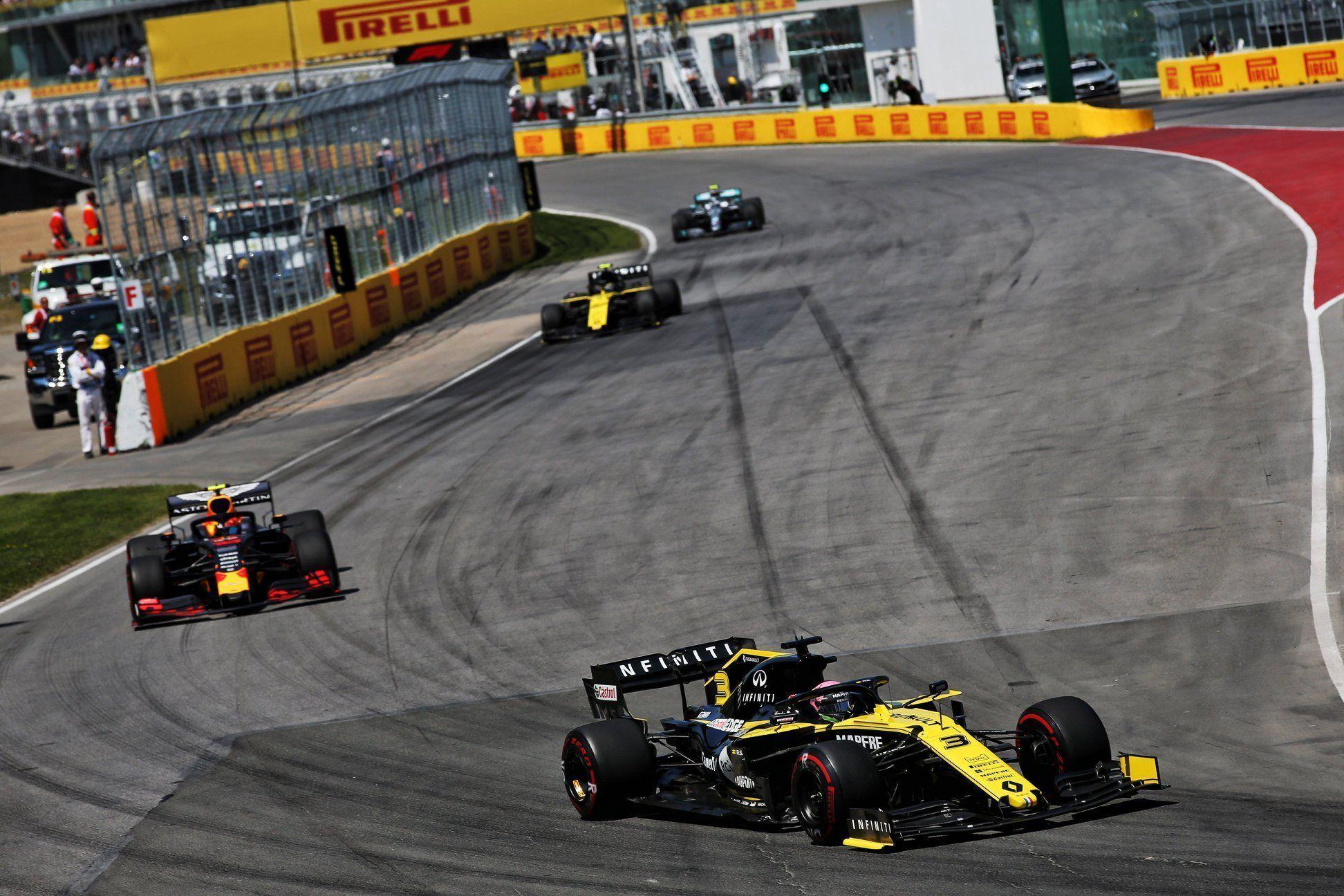 Daniel Ricciardo, F1, Canadian GP, Renault