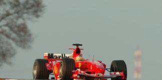 Mick Schumacher to drive Michael's Ferrari F2004