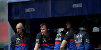 Toro Rosso, F1, Franz Tost