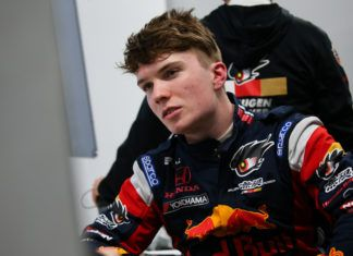 Daniel Ticktum, Red Bull