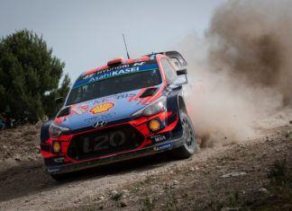 Dani Sordo, WRC, Rally Italia Sardegna