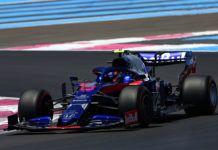 Alexander Albon, Honda, F1