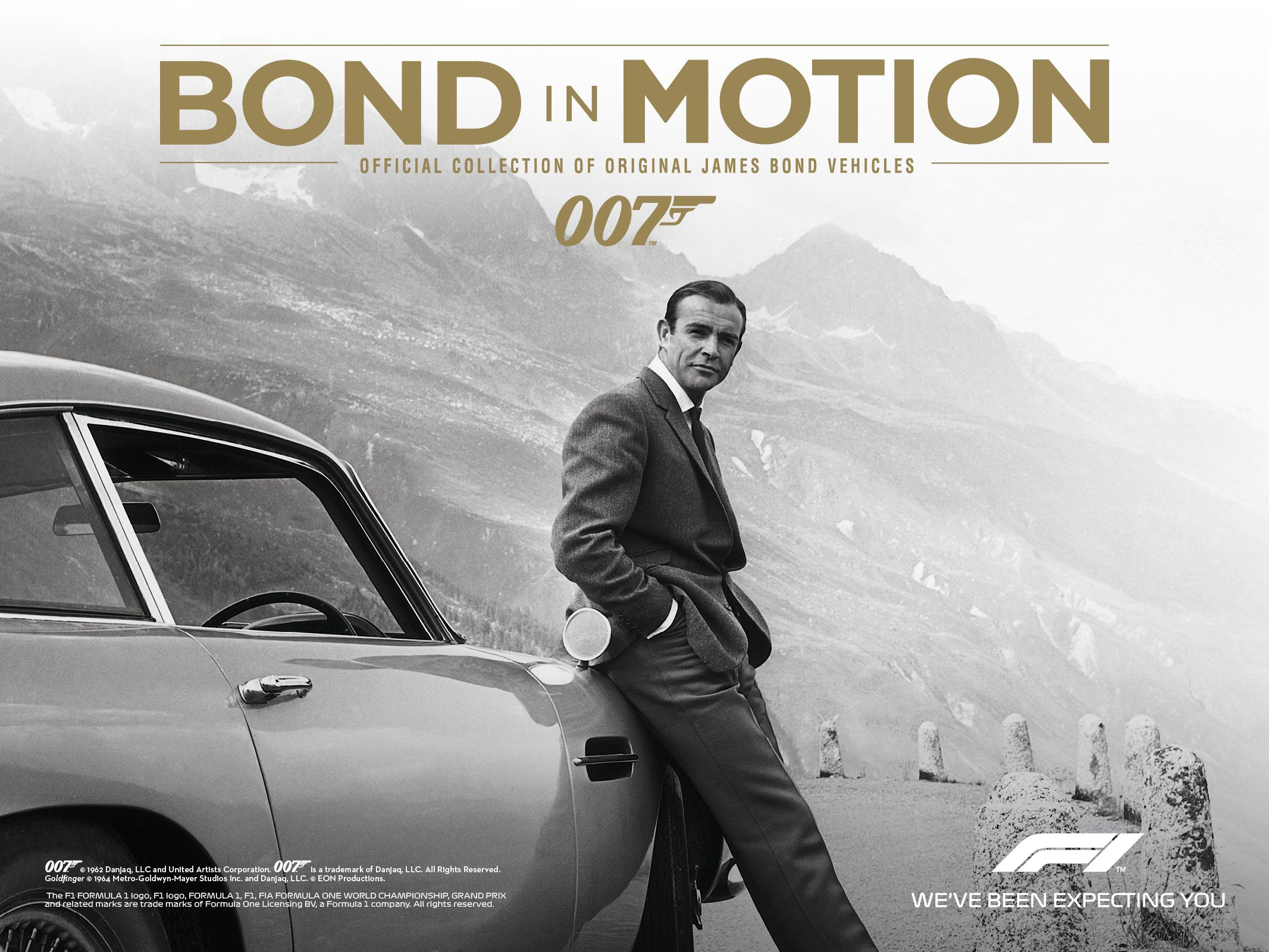Bond, F1, Sean Bratches