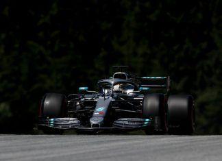 Lewis Hamilton, F1, Austrian GP