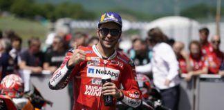 Danilo Petrucci, MotoGP, Italian GP