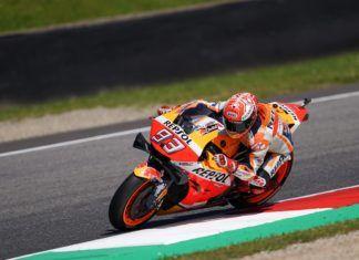 Marc Marquez, Italian GP, MotoGP