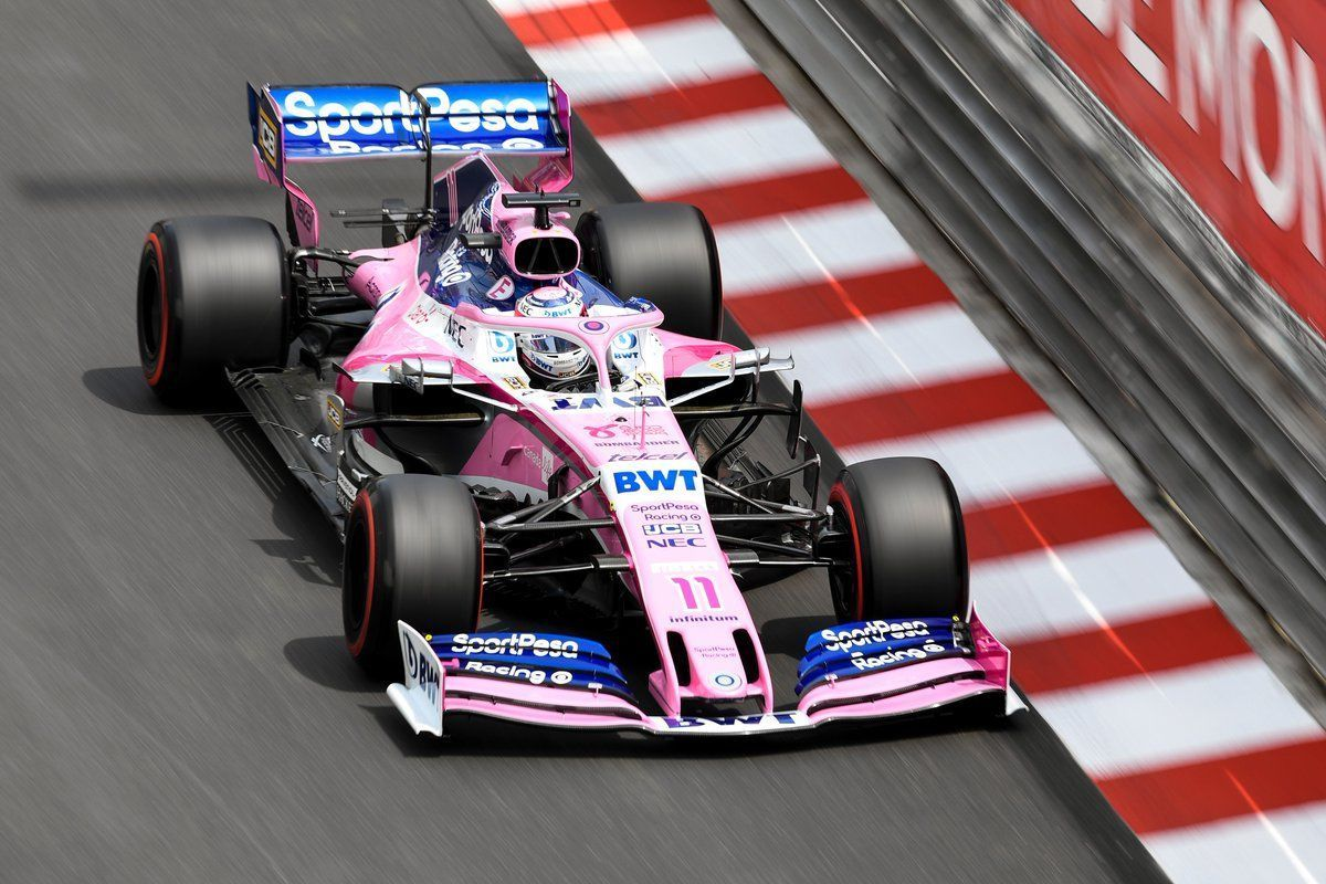 Sergio Perez, Racing Point, Canadian GP, F1