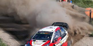 Ott Tanak, WRC, Rally de Portugal