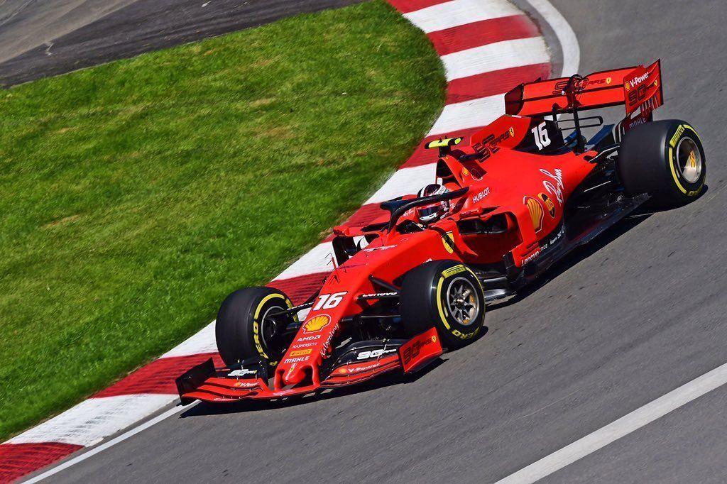 Sebastian Vettel, F1, Canadian GP