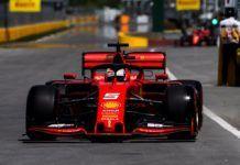 Sebatsian Vettel, Ferrari, F1, Canadian GP
