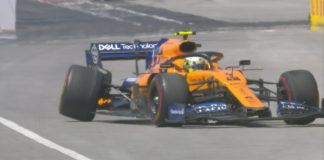 Carlos Sainz and Lando Norris, F1, McLaren, Canadian GP